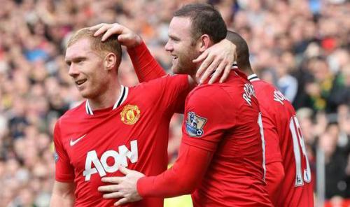 Scholes đổi giọng, khen Rooney và Man Utd