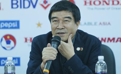 Nội bộ VFF nổi sóng trong ngày U23 Việt Nam ra quân giải châu Á