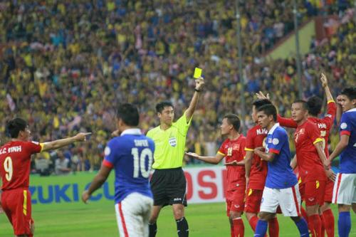 U23 Việt Nam không ngại trọng tài Trung Quốc