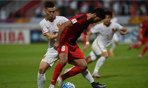 U23 Trung Quốc thua trận thứ hai liên tiếp giải U23 châu Á