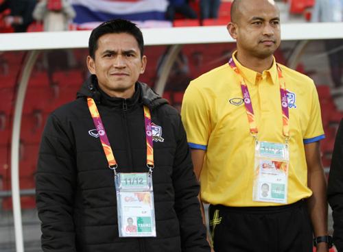 HLV Kiatisuk nhận thua tâm phục khẩu phục U23 Nhật Bản