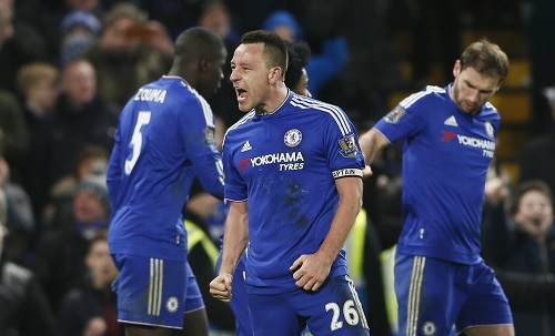 Terry chuộc tội phút cuối, Chelsea hòa nhọc Everton