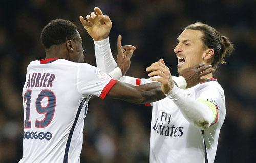 Ibrahimovic tỏa sáng, PSG hơn đội đứng nhì 23 điểm