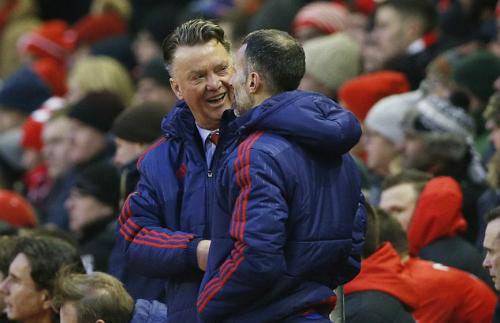 Van Gaal: 'Man Utd có thể vô địch Ngoại hạng Anh'