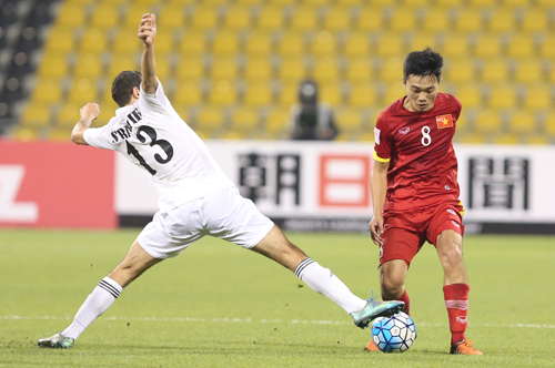 Truyền thông Hàn Quốc 'săn' Xuân Trường ở giải U23 châu Á