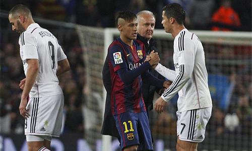 Neymar bí mật tiếp xúc với Real Madrid