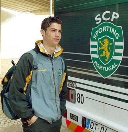 Ronaldo biết sẽ là một ngôi sao từ năm 11 tuổi