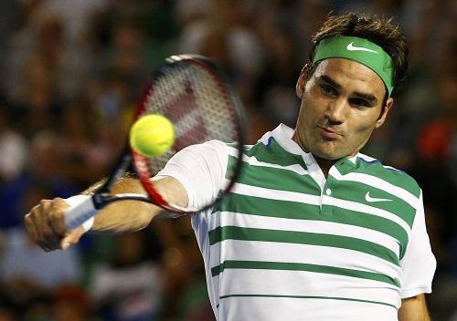 Federer lập kỷ lục 300 trận thắng ở Grand Slam