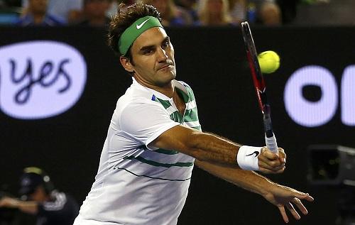 Federer lướt vào tứ kết, chạm mặt Berdych