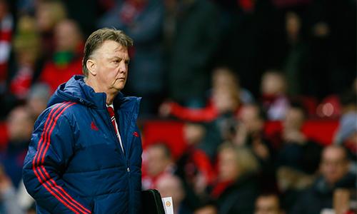 Van Gaal: 'Tôi đáng bị CĐV Man Utd la ó'