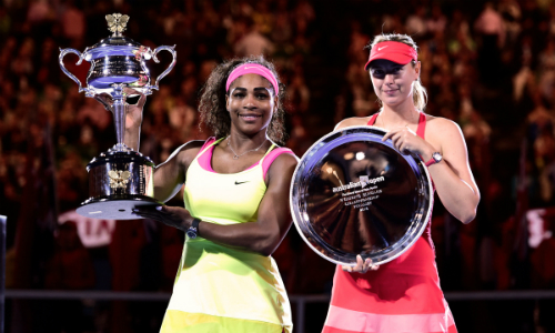 Serena thắng dễ, tái ngộ Sharapova ở tứ kết