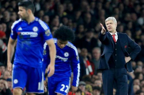 Wenger: 'Costa rất giỏi khiến đối thủ bị đuổi'