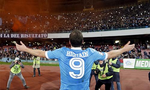 Gonzalo Higuain - Mặt trời chính ngọ của Napoli