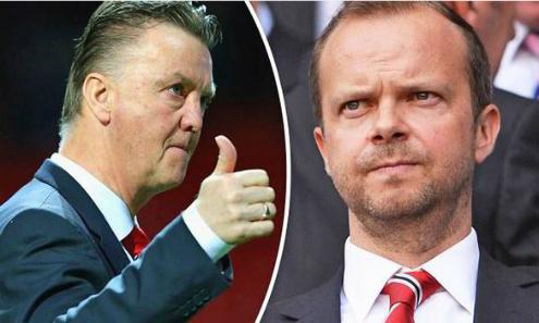 Van Gaal gửi đơn từ chức HLV Man Utd
