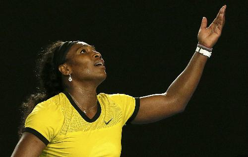 Serena ngã gục trước 'Thiên đường thứ bảy'