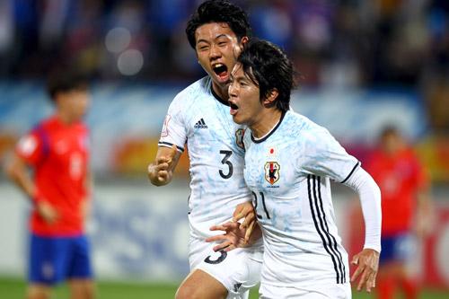 Ngược dòng ngoạn mục, U23 Nhật Bản đăng quang giải châu Á