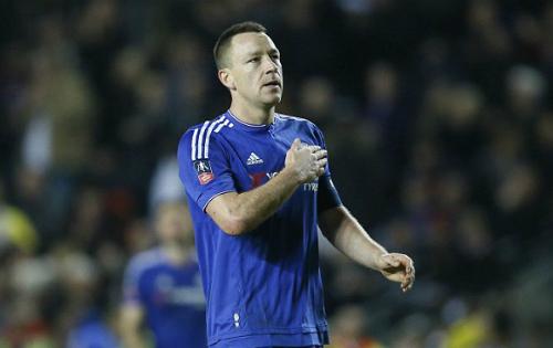 Terry chia tay Chelsea cuối mùa này