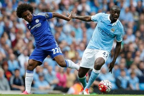 Man City đấu Chelsea ở vòng năm Cup FA