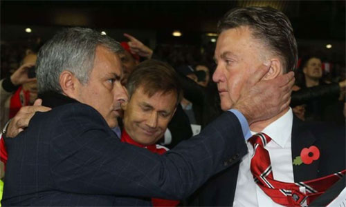 Mourinho đã ở rất gần Man Utd