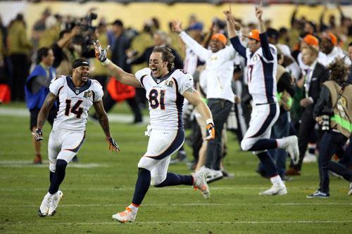 Denver Broncos giành Super Bowl 50