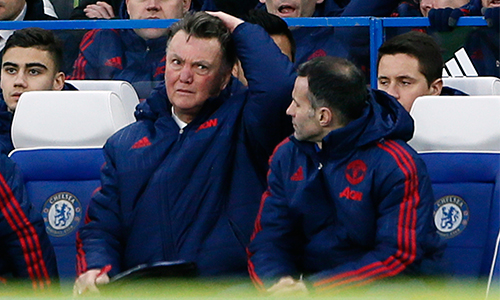 Van Gaal ra điều kiện từ chức ở Man Utd