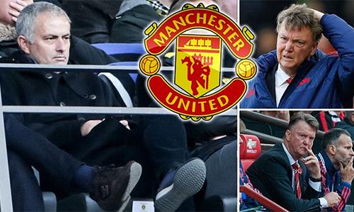 Mourinho tiết lộ đã hoàn tất hợp đồng với Man Utd