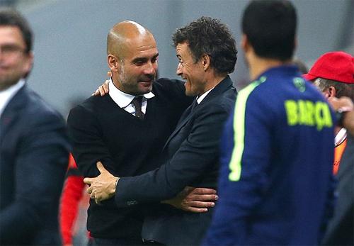 Qua mặt Guardiola, Enrique đi vào lịch sử Barca cùng kỷ lục mới