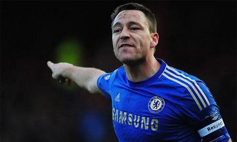 JohnTerry: Thiện, ác hay tà ở Chelsea