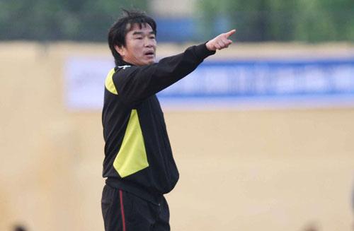 Hà Nội T&T chia tay HLV Phan Thanh Hùng