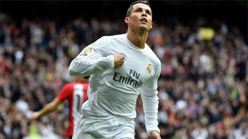 Ronaldo lập cú đúp tuyệt phẩm, Real đuổi sát Barca