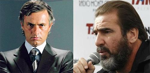 Cantona vừa chê vừa thích Mourinho