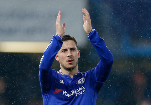Hazard: 'Chelsea lo sợ khi gặp PSG'