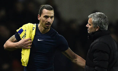 Ibrahimovic thèm đối mặt Mourinho khi tái ngộ Chelsea