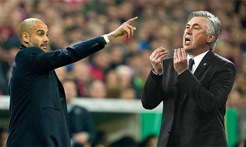 """Ancelotti: """"Guardiola sẽ biến Man City thành thế lực ở châu Âu"""""""