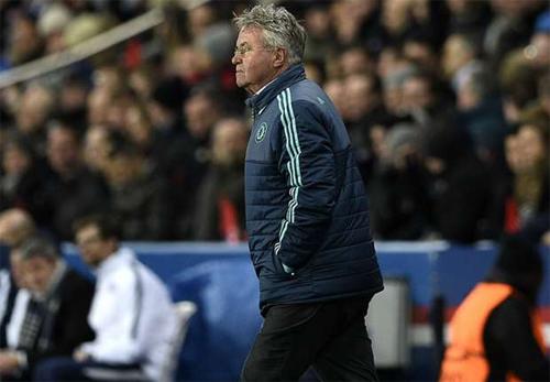 Hiddink: 'Bàn của Mikel là hy vọng ngược dòng cho Chelsea'