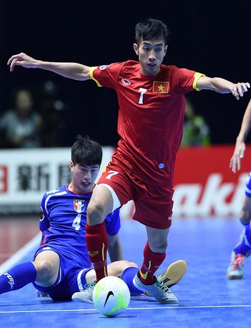 Đường đến World Cup của futsal Việt Nam - ảnh thể thao