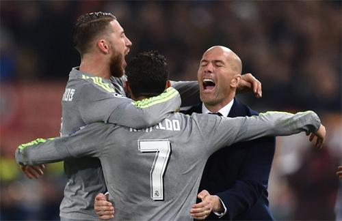 Zidane tái khẳng định tham vọng giành danh hiệu mùa 2015-2016