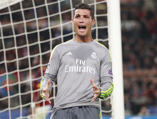 Ronaldo bỏ xa Messi về số bàn tại Champions League