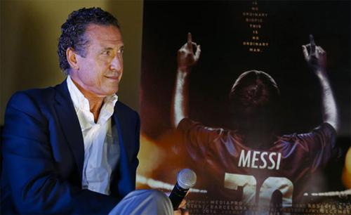 Huyền thoại Real: 'Messi có thể tỏa sáng ngay cả khi đi bộ'