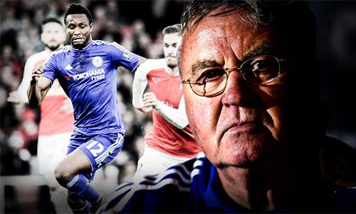 Cầu thủ Chelsea muốn Hiddink làm HLV lâu dài