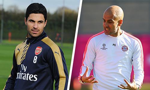 Guardiola muốn đội trưởng Arsenal làm trợ lý HLV tại Man City