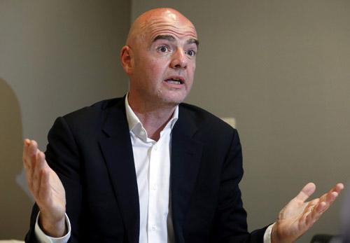 Năm ứng cử viên tranh chức Chủ tịch FIFA