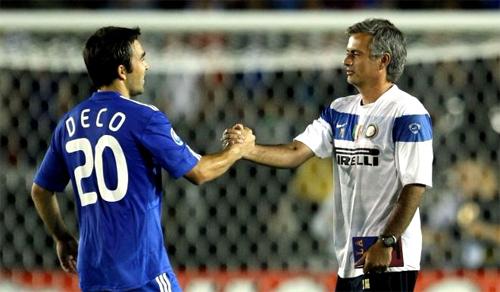 Deco: 'Mourinho sẽ đưa Man Utd trở lại đỉnh cao'