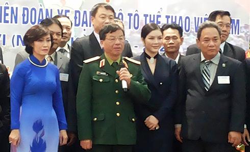 Lý Nhã Kỳ làm phó Chủ tịch Liên đoàn Xe đạp - Moto Việt Nam