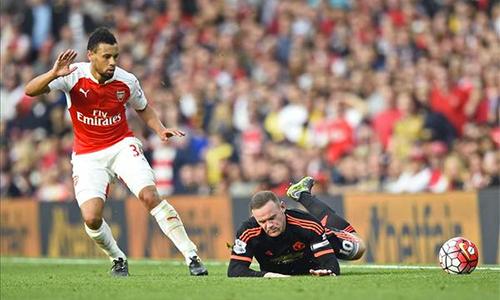 Những thống kê ít biết về đại chiến Man Utd - Arsenal