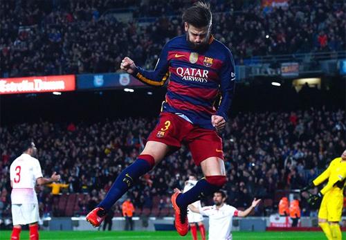 Messi lập siêu phẩm sút phạt, Barca bỏ xa Real 12 điểm