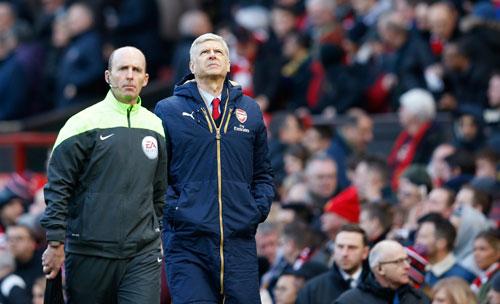 Wenger: 'Arsenal còn nguyên khát vọng vô địch'