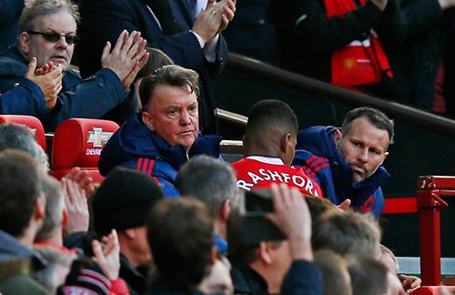 Van Gaal tự hào góp công lăng xê lứa sao trẻ mới của Man Utd