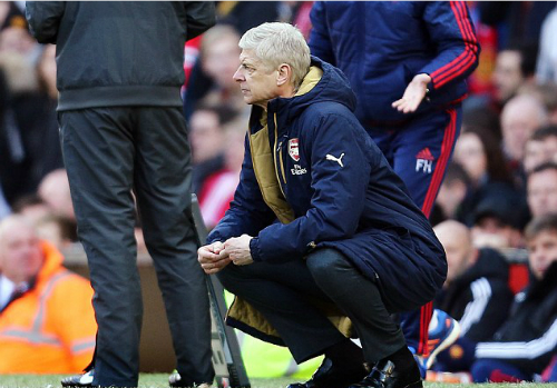 Wenger: 'Chỉ trích là động lực cho Arsenal đua tranh ngôi vô địch'