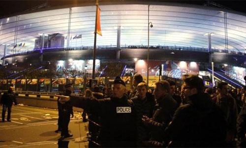 Sợ khủng bố, Euro 2016 có thể cấm CĐV đến sân